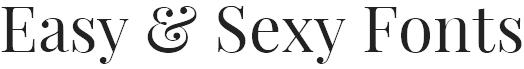 Google Fonts in Thesis benutzen